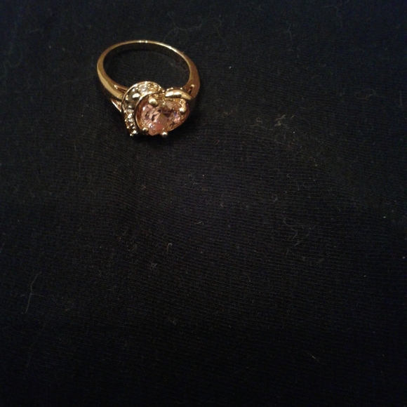 Macy's Jewelry - Pink ice ring